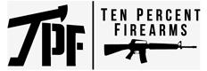 Ten Percent Firearms Logo